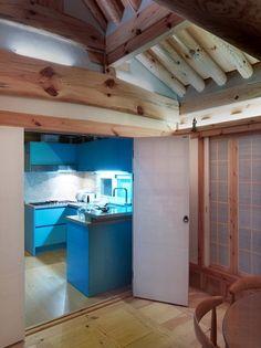 한국건설신문 모바일 사이트, 올해의 한옥대상, 가회동 엘(L)주택 Asian Interior Design, Kitchen Hacks, Traditional, Building Ideas, Architecture, Room, Korean, House, Furniture