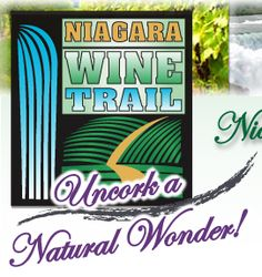 The Niagara Wine Trail is not as familiar to me, but I'm hoping to remedy that sometime soon! :)