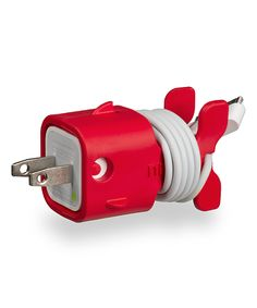 Take a look at this Red Goldie CableKeep for iOS on zulily today!