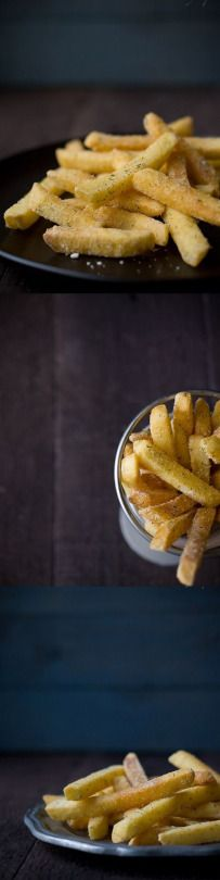 Buttermilk Ranch French Fries