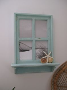 1000 ideas about painted mirror frames on pinterest for Decorative windows for bathrooms