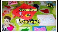 Guardiamo insieme le nuove creazioni in Resina! #27 • •• AhC •• •
