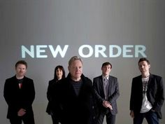 Electronic rock band New Order taps into the beer business