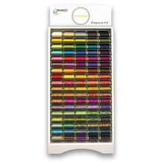 Wonderfil-Eleganza-Cotton-Perle-8-Thread-Sue-Spargo-Colours