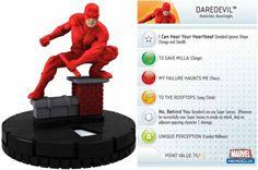 Daredevil #021 Incredible Hulk Marvel Heroclix Singles - Incredible Hulk - HeroClix - Miniatures