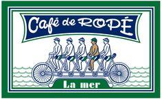 Cafe' de Rope' La mer