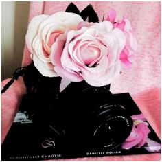 Beautifully Chaotic, my debut poetry collection, is available on Amazon.  IG - danielleholian_ Poetry Collection, Make It Yourself, Amazon, Rose, Books, Flowers, How To Make, Photography, Beauty