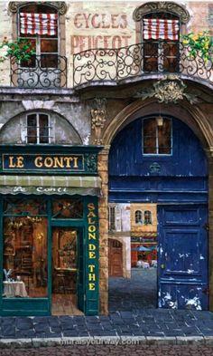 DECADENTE PARIS.