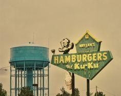 Ku Ku drive in, Miami, Oklahoma