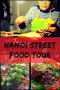 Hanoi Street Food Tour | Hanoi | Vietnam | Things to do in Hanoi | Hanoi with Kids | Things to do with kids in Hanoi