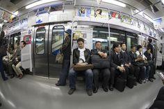 Tokyo - Yamanote Line.