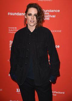Pin for Later: Kristen Stewart Has Landed at the Snowy Sundance Film Festival