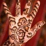 Beautiful Mehndi Designs For Kids On Eid