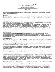 Printables Relapse Prevention Worksheet relapse prevention and therapy worksheets on pinterest free for recovery addiction women google search