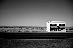 Black and White Prada Marfa