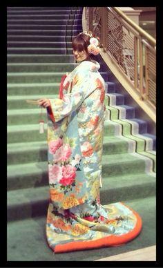 「 結婚式 白無垢♥️色打掛 」の画像 麻衣花オフィシャルブログ AB-maika Powered by Ameba Ameba (アメーバ)