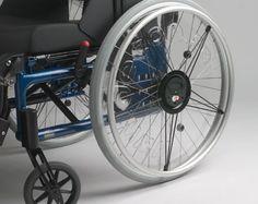 Easy Wheel – Rolstoel aandrijfsysteem