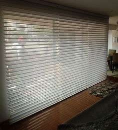 Cortinas Hunter Douglas Silhouette motorizadas Hunter Douglas, Blinds, Silhouette, Curtains, Home Decor, Rolling Shutter, Insulated Curtains, Shades Blinds, Silhouettes
