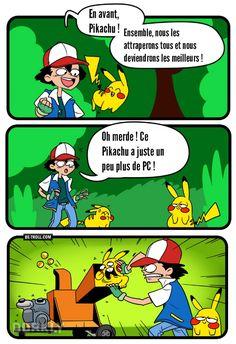 Si Sacha faisait comme dans Pokémon Go... - Be-troll - vidéos humour, actualité…