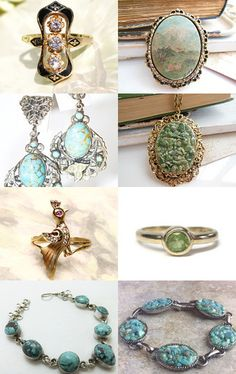 My Favorite Things by Merrick on Etsy--Pinned+with+TreasuryPin.com