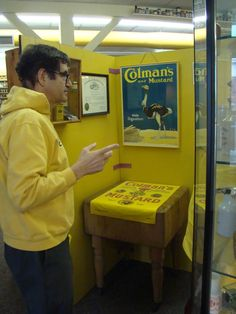 Have you attended Poupon U at the National Mustard Museum? #visitmiddleton