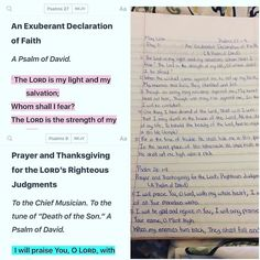 Day 7 Psalms 27: 1-5 An Exuberant Declaration of Faith and Psalm 28: 1-9 Prayer and Thanksgiving for the Lord's Righteous Judgments. Thank you Lord for the reading and understanding of Your Word Amen. #learning #workinprogress #31dayscripturewriting #SDA #motivation #inspiration  #happysabbath #happysabbathday #happysabbathworship  #bibleverse #biblejournalingcommunity #bibleverses #biblescripture #moreblessingstocome #runner #BGR #fitnessforthesoul #injesusnameiplay #activefaithrunning…