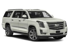 The 2019 Cadillac Escalade is a full-sized luxury frame SUV available in four trim levels: base luxury premium luxury and platinum. The Cadillac Escalade 2019 is able to compete with other similar SUVs luxury with high levels of cleanliness and comfort. Escalade Esv, Cadillac Escalade, Top Luxury Cars, Luxury Suv, 3 Row Seating Suv, Teen Driver, Dodge Journey, Chevrolet Tahoe, Car Magazine