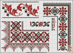 Free Easy Cross, Pattern Maker, PCStitch Charts + Free Historic Old Pattern Books: 1899 - Alphabet and embroidery album on canvas Russian Cross Stitch, Just Cross Stitch, Cross Stitch Borders, Cross Stitch Alphabet, Cross Stitch Charts, Cross Stitching, Cross Stitch Embroidery, Embroidery Patterns Free, Cross Stitch Patterns
