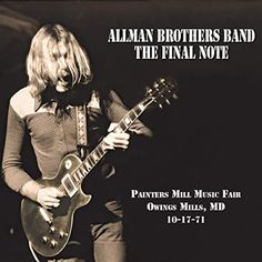 The Final Note Allman Brothers Band Album