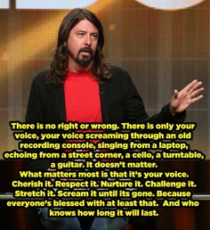 17 Times Dave Grohl Was Totally Right About Everything