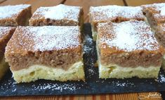 fischiscooking topfenwellen omas rezept omas k che Delicious Cake Recipes, Easy Cake Recipes, Yummy Cakes, Dessert Recipes, Desserts, Quick Puddings, Basic Cake, Chocolate Cake Mixes, Cakes And More