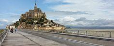 Au Mont-St-Michel