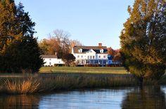 Virginia Vacation, Virginia Bed and Breakfast, Virginia Inn | Inn at Warner Hall