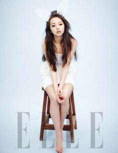 fashion แฟชั่น โซฮี แห่ง Wonder Girls เปิดเผยเคล็ดลับผิวสวย
