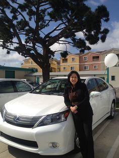 Congrats to Lienmai, for earning her Lexus bonus from Nerium!