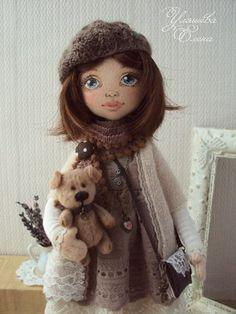 Авторская кукла Елены Уляшёвой | ВКонтакте