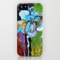 Santa Fe Garden iPhone & iPod Case by Peggy Krantz - $35.00