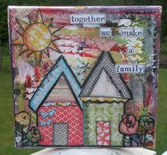 """together we make a family"" by TESA PYSSLAR"