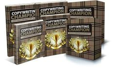 Copywriting Champion Get Clients & Great Copy Faster PDF Ebook & Audio on CD MRR
