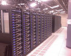Facebook's server farm at 200 Paul by Darren Mckeeman, via Flickr