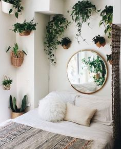 Farmhouse Side Table, Bohemian Decor, Boho Chic, Bohemian Style, Decoration, Home Interior Design, Modern Decor, Living Room Designs, Living Spaces