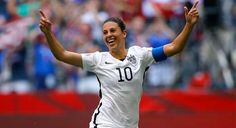 Team USA wins the Women's World Cup behind Carli Lloyd's historic hat trick.