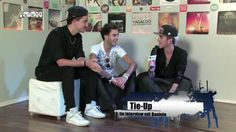 Tie-up im Interview bei Yagaloo - Howie's YAGALOO Das Musikmagazin