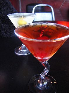 "Bartending Tip: How to Make the Best ""Manhattan"" and ""Martini"" Published by Brian Boucher"