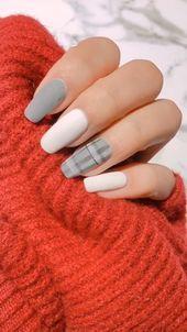 66 Natural Summer pink Nails Design For Short Square Nails – – Gif Life Almond Acrylic Nails, Best Acrylic Nails, Acrylic Nail Designs, Almond Nails, Simple Acrylic Nails, Stylish Nails, Trendy Nails, Cute Nails, Summer Gel Nails