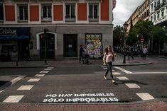 El proyecto de BoaMistura se titula 'Madrid, te comería a versos'. Es un acto de amor de artistas y poetas por la ciudad de Madrid.  Cultura Inquieta