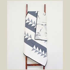 Initial K Studio - Fly By Quilt | Pattern