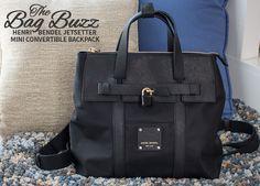 The Bag Buzz | Jetsetter Mini Convertible Backpack
