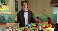 """Dr. Hyman's Emergency Food Pack Watch this video to learn how to avoid Food Emergencies and the """"junk food trap."""""""