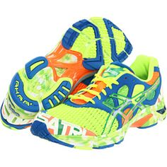 LOVE these-- You can never have too many running shoes or too many skis!! :-D